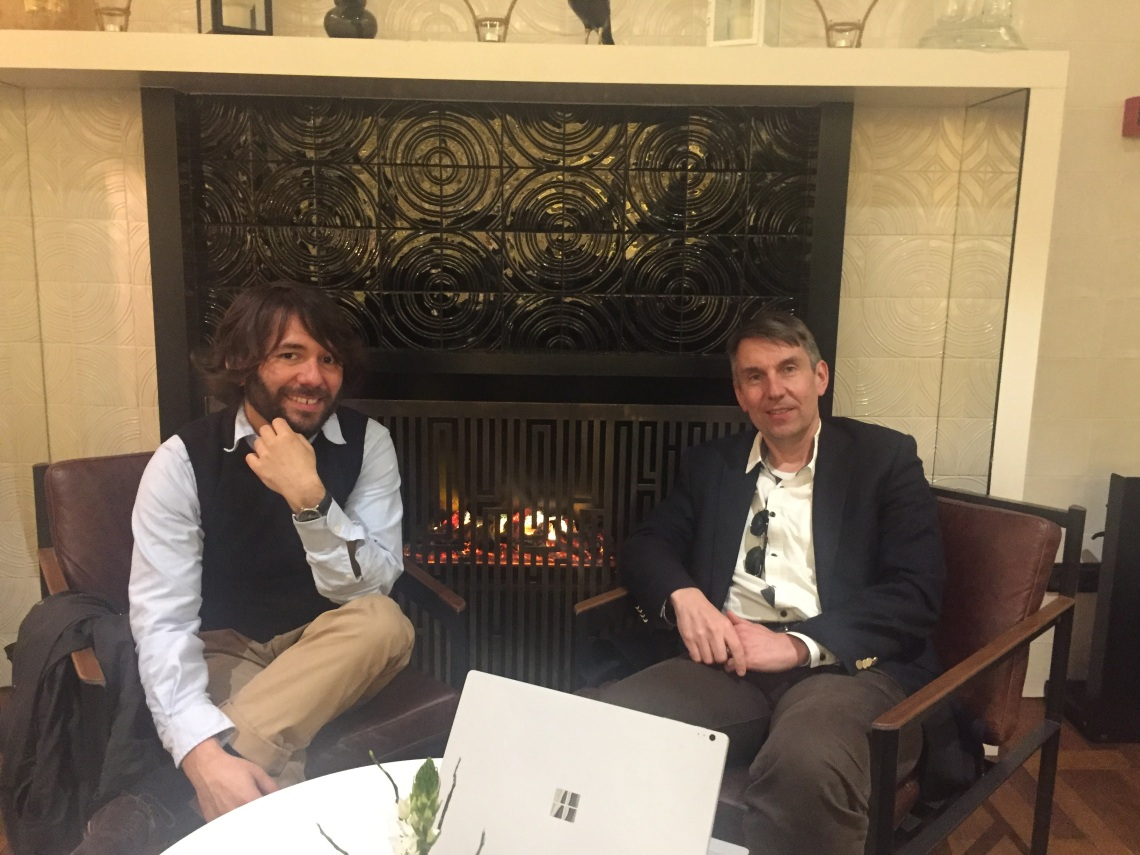 Jouko and Alessandro (1)