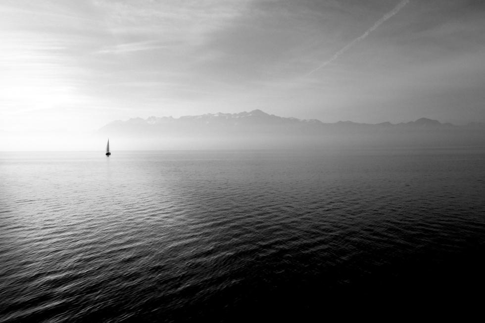 black-and-white-nature-sailing-ship-ship