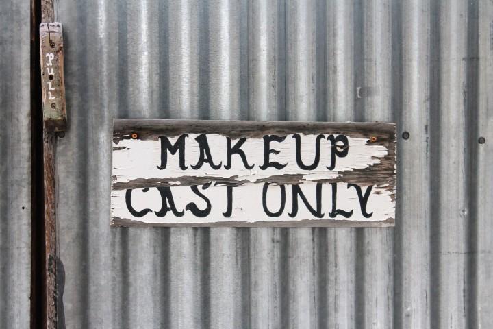 Makeup Theater Cosmetics Backstage Stage Door