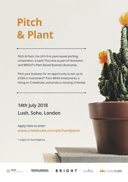 Vegan+Pitch+And+Plant+_+Bright+Zine+Vevolution+Business+Bootcamp