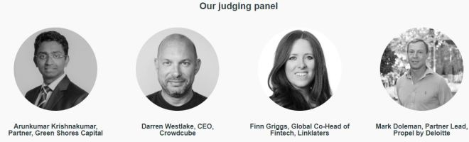 juding panel fintech for thrive